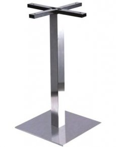 Commercial Cafe table base