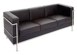 Triple P U Leather Lounge