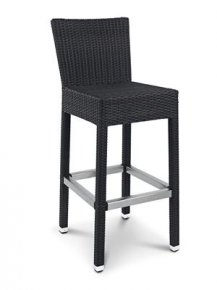 Commercial Bar Stool Wicker