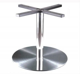 Stainless Coffee Table Base