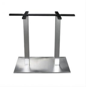 Commercial Cafe Table Base Metal