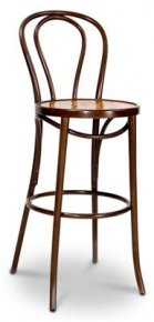 Commercial TImber Bar Stool