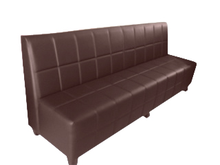Bench Style Lounge