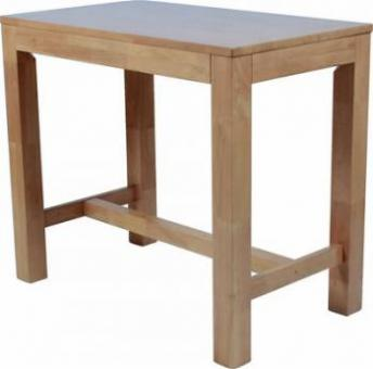 Timber High Bar Table Base021 Bench Bar Creative