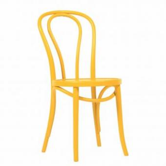 Coloured Bentwood  Cafe Chair