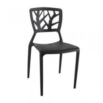 Commercial Cafe Chair Resin OUT028 Creative Furniture Design