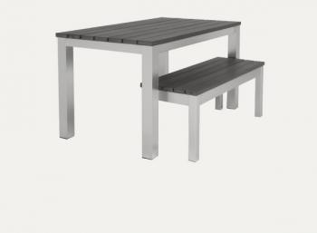 Outdoor Bench Setting