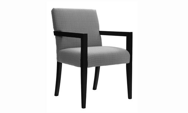 Dining Chair Timber Arms
