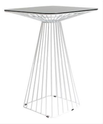 Metal High Table Base