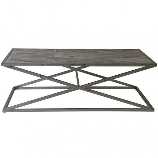 Commercial coffee Table Metal