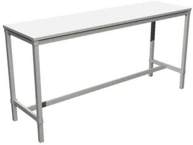 Aluminium Frame Highbar Base022 Bench Bar Creative