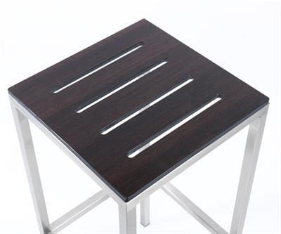 commercial bar stool metal bar008