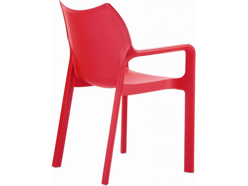 Commercial cafe chair resin out017 creative furniture for Outdoor furniture mackay