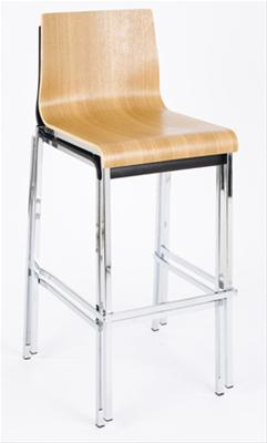 commercial bar stool metal bar023