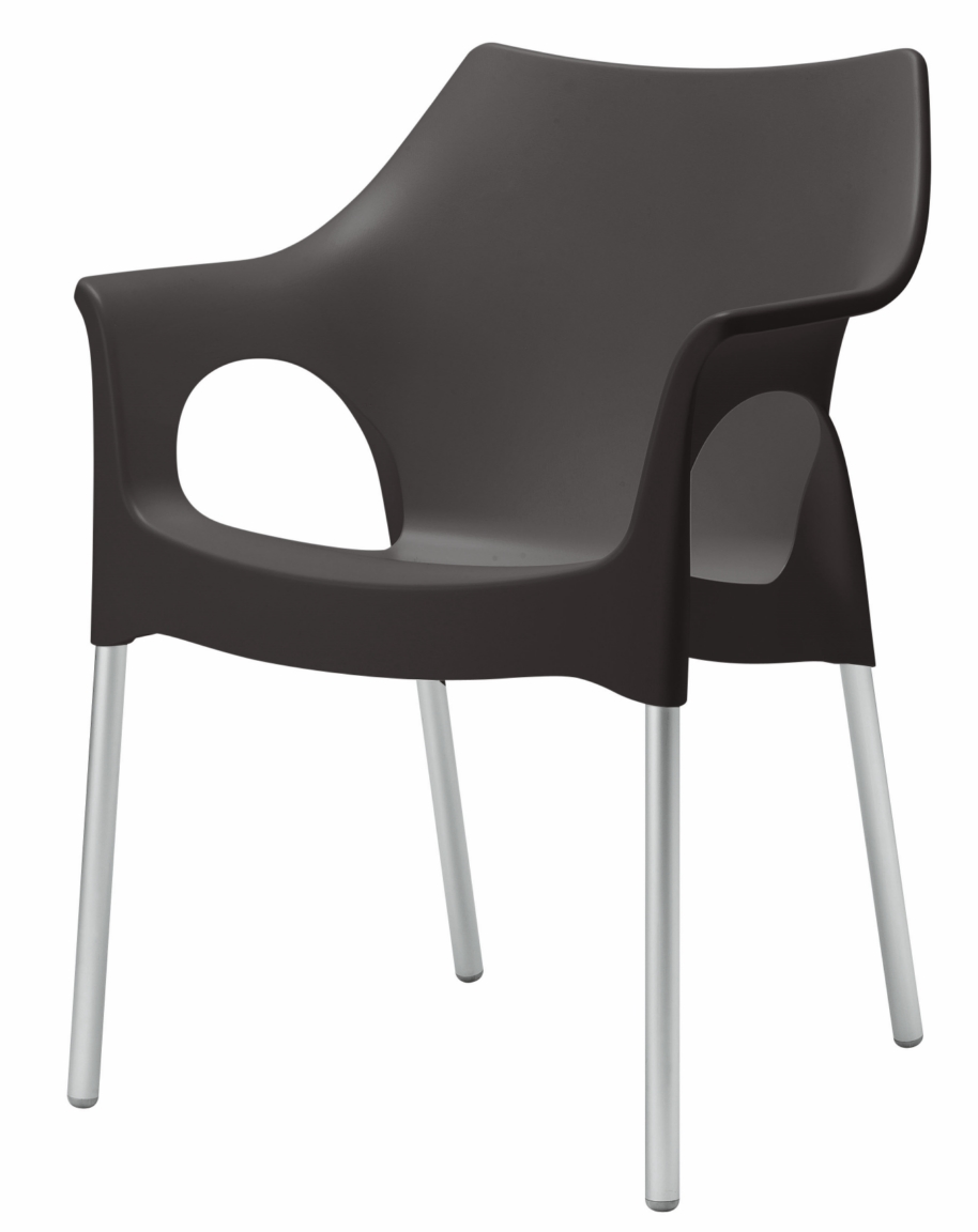 Commercial cafe chair resin out021 creative furniture for Commercial furniture