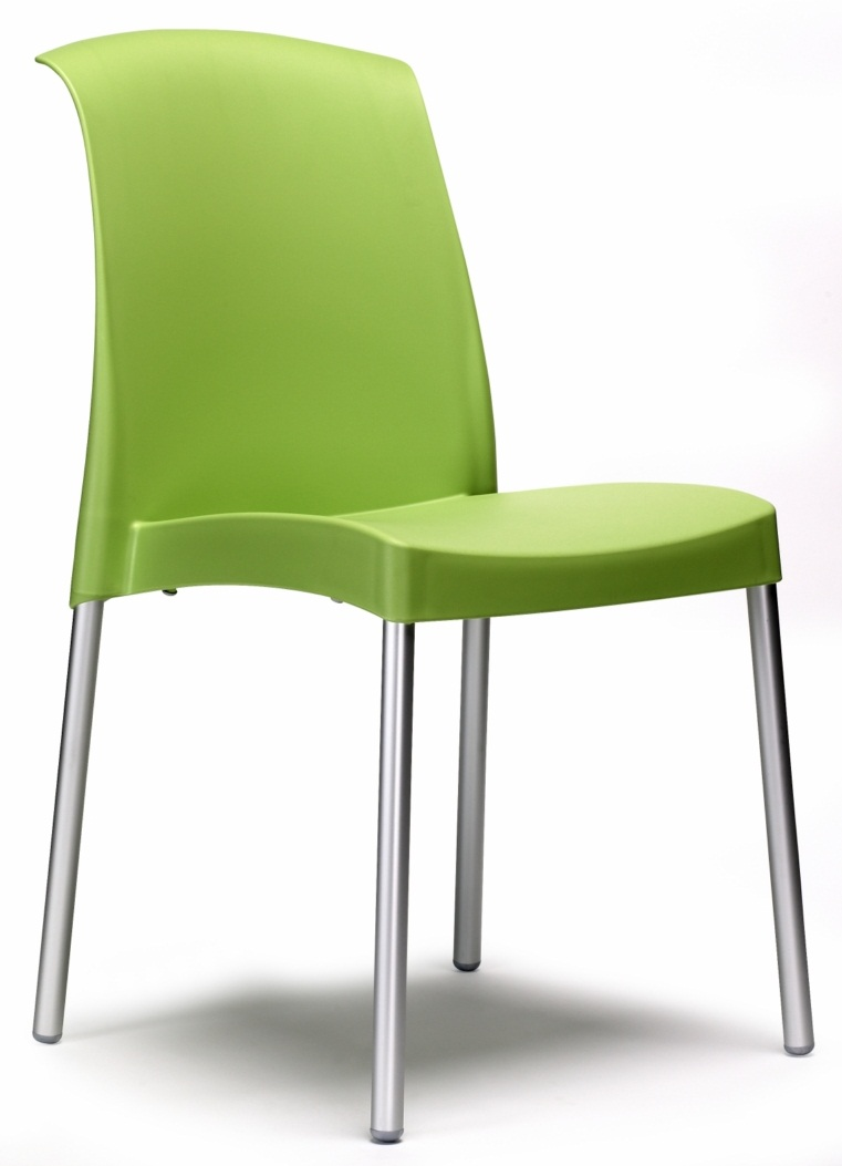 Commercial cafe chair resin out022 creative furniture for Outdoor furniture mackay