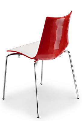 Commercial Cafe Chair Resin Out038 Creative Furniture