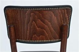 Commercial Cafe Chair Timber
