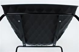 Metal Cafe Armchair