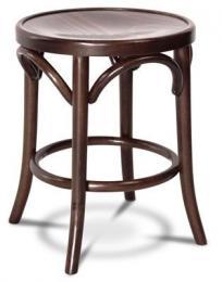LOW timber Bar stool