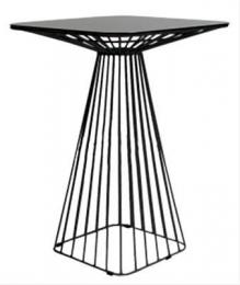 Metal High Table Base