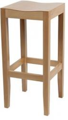 Commercial Bar Stool Timber
