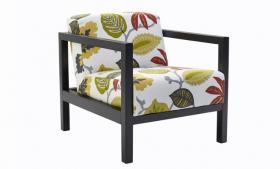Timber Armrest Lounge